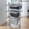 Innovagoods Kokkupandav Elektriline Riidekuivataja Indryer InnovaGoods (36 Kuivatustoru) 300W