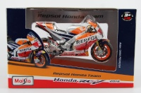 Maisto mootorratas 1:18 GP Racing Honda Repsol 2018, 34595
