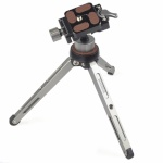 Kaiser Fototechnik statiiv Mini-tripod solid 3+ Set w. ball head 7224