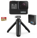 GoPro seikluskaamera HERO7 Black Holiday Bundle