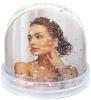 1x6 ZEP Photo Globe Glitter 6,5x6,2 POS Display PG122