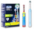 Braun hambahari Oral-B Family Edition (Pro 500 Cross Action + Stages Power)