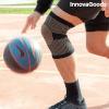 InnovaGoods Põlvepadi vasest niitidega ja bambusetüve söega Kneecare Suurus S