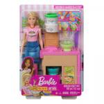 Barbie mängukomplekt Noodle Bar Playset - Nuudlikohvik