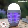 BGB Kaks-ühes taaslaetav LED sääsetõrjelamp Kl Bulb InnovaGoods