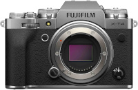 Fujifilm X-T4 kere hõbedane