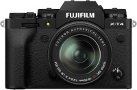 Fujifilm X-T4 + 18-55mm must