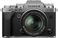 Fujifilm X-T4 + 18-55mm hõbedane