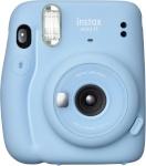 Fujifilm polaroid kaamera Instax Mini 11 Sky Blue, helesinine