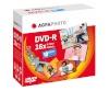 Agfaphoto toorik 1x10 AgfaPhoto DVD-R 4,7GB 16x Speed, Slimcase