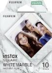 1 Fujifilm fotopaber instax Square Film valge marble