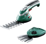 Bosch murukäärid ISIO 3 Cordless Grass Cutter with 2 blades