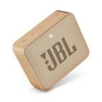 JBL kaasaskantav kõlar Go 2, Pearl Champagne, kuldne