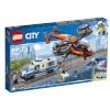 Lego klotsid Blocks City Sky Police Diamond Heist 60209