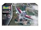 Revell liimitav mudel Plastic Model Eurofighter Typhoon Baron S 1/48