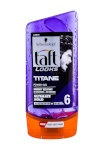 Schwarzkopf juuksegeel Taft Titan Look Power Gel 150ml, meestele
