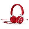Beats kõrvaklapid mikrofoniga EP - Red, punane
