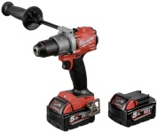 Milwaukee akutrell FUEL M18FPD2-502X Cordless Combi Drill