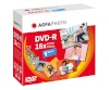 Agfaphoto toorik 1x5 AgfaPhoto DVD-R 4,7GB 16x Speed, Jewel Case