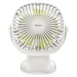 Baseus ventilaator Fan desk CXFHD-02 (valge)