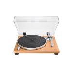 Audio-Technica vinüülplaadimängija AT-LPW30TK manuaalse rihmülekandega, pruun