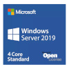 Microsoft serveri tarkvara Windows Server Standard 2019, 4 Core (ENG)