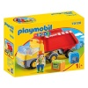Playmobil klotsid 1.2.3 Dump Truck | 70126