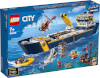 Lego klotsid City Ocean Exploration Ship 60266