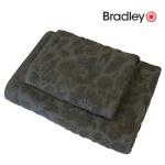 Bradley froteerätik 50x70cm muster, hall