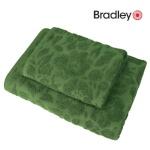 Bradley froteerätik 50x70cm muster, roheline