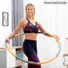 InnovaGoods Eemaldatava vahtkattega Fitness treeningrõngas O-Waist