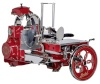 Berkel viilutaja Berkel Volano Tribute punane slicer with flywheel