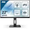 AOC 22P2Q 21.5 inch IPS DVI HDMI DP USB Pivot