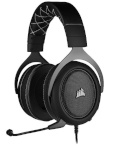 Corsair kõrvaklapid HS60 Pro Surround Gaming, hall/must