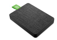 Seagate kõvaketas SSD Disc Ultra Touch 1TB USB 3.0 must