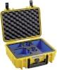 B&W fotokohver GoPro Hero 8 Case Type 1000 Y kollane