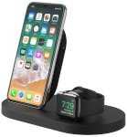 Belkin laadimisalus BOOST↑UP™ Wireless Charging Dock for iPhone + Apple Watch + USB-A port