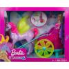 Barbie mängunukk Dreamtopia printsess ja hobune | GJK53