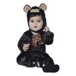 BGB maskeraadi kostüüm noorukitele Karu, Suurus 6-12 kuud