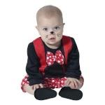 BGB maskeraadi kostüüm noorukitele Hiir, Suurus 12-24 kuud
