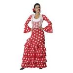 BGB maskeraadi kostüüm täiskasvanutele Sevillalane Punane, Suurus XL