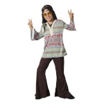 BGB maskeraadi kostüüm lastele Hippie, Suurus 5-6 aastat