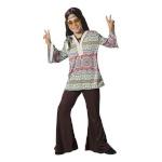 BGB maskeraadi kostüüm lastele Hippie, Suurus 10-12 aastat