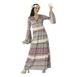 BGB maskeraadi kostüüm täiskasvanutele Hippie, Suurus XS/S