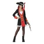 BGB maskeraadi kostüüm lastele Piraat, Suurus 7-9 aastat