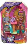Cave Club mängukomplekt Wild About Cats Playset + Roaralai Doll
