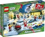 Lego advendikalender City Advent Calendar 2020 (60268)