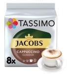 Tassimo kohvikapslid Jacobs Cappuccino Classico, 8tk