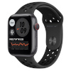Apple Watch Series 6 Nike GPS + Cellular, 44mm Space Gray Aluminium Case with Anthracite/Black Nike Sport Band