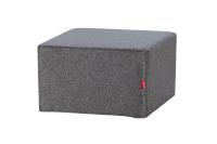 Sleepwell kokkuvolditava madrats-tumba RED katteriie, tumehall,  65x65x35cm